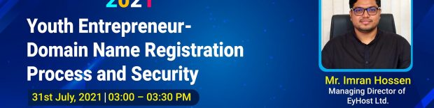 Youth Entrepreneur-Domain Name Registration Process and Security
